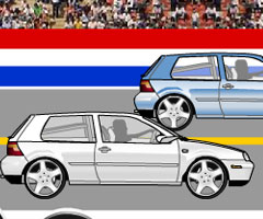 Jeu Ultimate Drag Racer