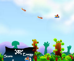 Jeu Sky Pirates