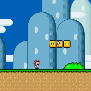 Jeu Monoliths Mario World