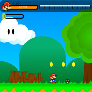 Jeu Paper Mario World