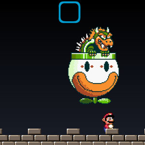 Jeu Super Mario World Bowser Battle