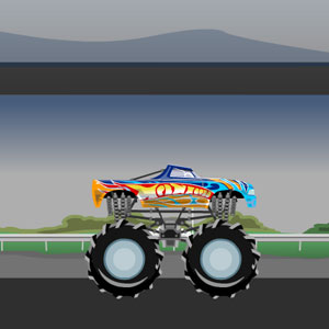Jeu Monster Jam Destruction