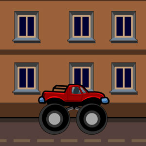 Jeu Monster Truck Curfew