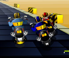 Jeu Race Choppers