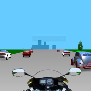 Jeu Speed Biker