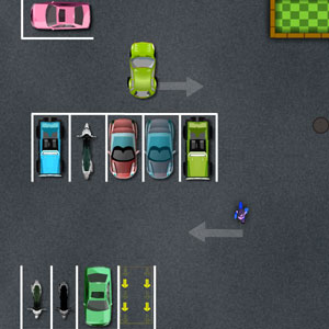 Jeu Car Parking Challenge