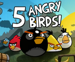 photo Angry Birds Facebook