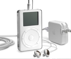 photo Apple lance l'iPod