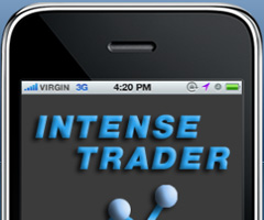 photo Appli iPhone Empire Avenue Intense Trader