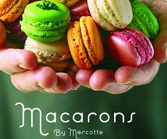 photo Application iPad et iPhone Macarons de Mercotte
