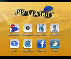 photo Application iPhone Stop Pervenche (alerte aux pervenches et anti pv)