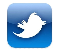 photo Application Twitter officielle sur iPad