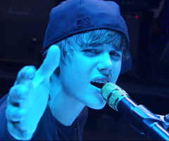 photo Bande annonce Never Say Never, film sur Justin Bieber