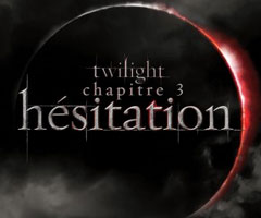 photo Bande annonce Twilight 3 H�sitation en fran�ais
