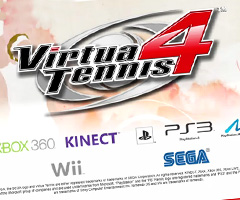photo Bande annonce Virtua Tennis 4 PS3, Xbox 360, et Wii