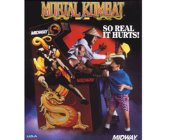 photo Borne d'arcade Mortal Kombat