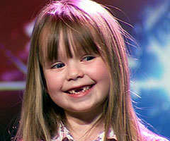 photo Britains Got Talent Connie Talbot
