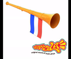 photo Chanson hollandaise Vuvuzela par DJ Sven