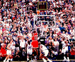 photo Chicago Bulls champion NBA saison 1997 1998