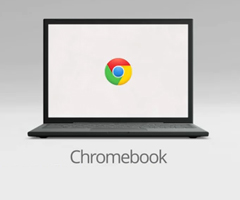 photo Chromebooks ordinateur Google pour le web sans logiciel