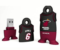 photo  Les clés USB NBA ADATA