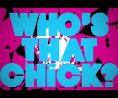 photo Clip David Guetta et Rihanna - Who's That Chick?