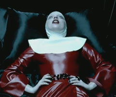 photo Clip Lady GaGa Alejandro