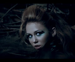photo Clip Miley Cyrus Can't Be Tamed