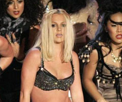 photo Come back désastreux de Britney Spears aux Vidéo Music Awards 2007