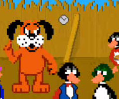 photo Coulisses du jeu Duck Hunt