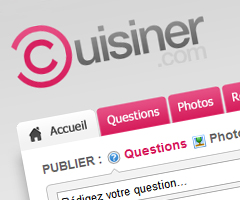 photo Cuisiner.com le Facebook de la cuisine