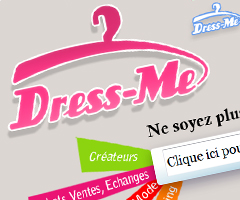photo Dress-me.fr pour organiser votre dressing