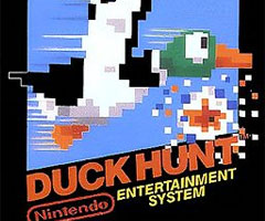 photo Duck Hunt sur NES