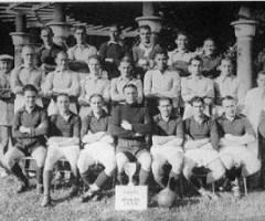 photo Equipe de France à la Coupe du Monde de Football 1938 en France
