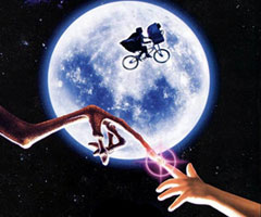 photo Film E.T. l'extraterrestre