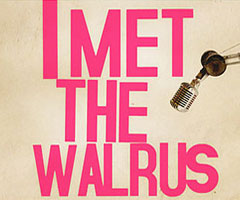 photo Film I Met the Walrus par Jerry Levitan