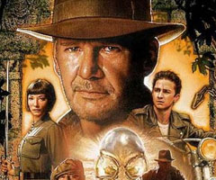photo Film Indiana Jones et le Royaume du Crâne de Cristal
