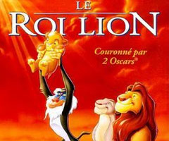 photo Film Le Roi Lion
