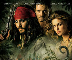 photo Film Pirates des Caraïbes, Le secret du Coffre Maudit