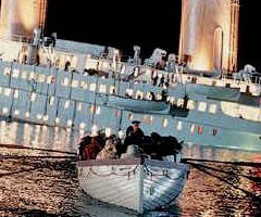 photo Film Titanic en 3D en 2012