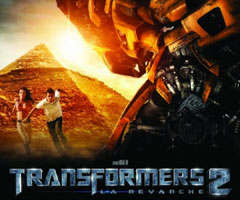 photo Film Transformers 2, La revanche