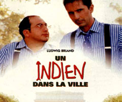 photo Film Un indien dans la ville