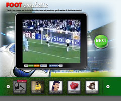 photo Foot-Roulette.com le ChatRoulette du foot