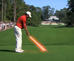 photo Golf Star Wars