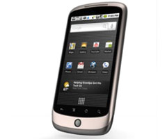 photo Google doit changer le nom du Nexus One