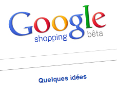 photo Google Products le Google Shopping en France