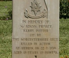 photo Harry Potter est mort au combat