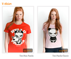 photo Hi-Panda.com Tee-Shirt, Hoodies, ... Panda