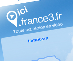 photo Ici.France3.fr la webtv de France 3 Limousin