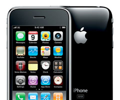 photo iPhone 3GS en vente en France